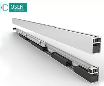 Linear Magnetic Drive Sliding Door