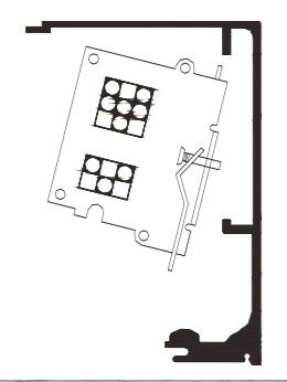 controller installation drawing
