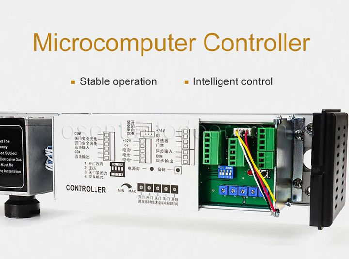 swing door operator microcomputer Controller