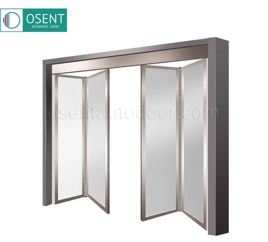 Automatic Folding Door System